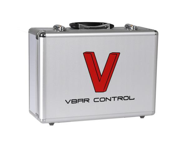 VBAR Control & VBAR NEO Set - Schwarz - WORLD-OF-HELI